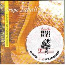 Grupo Jabali Musica Tradicional De Occidente Cd Rarisimo