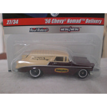 Hot Wheels Chevy 56, Nomad Clasicos