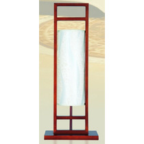 Lámpara Para Mesa - Serie Wood - Madera - 1 Luz - Kokura