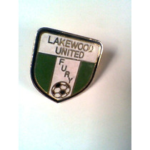 Pin De Lakewood United Soccer Assoc. Futbol