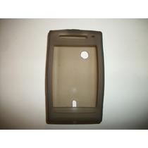 Protector Silicon Case Sony Ericsson Xperia X8 Color Humo!!!