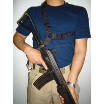 Porta Fusil Táctico Un Punto Marca E.l.i.t.e Modelo Bungee