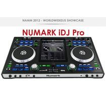 Nuevo Numark Idj Pro Controlador Profesional De Dj Para Ipad