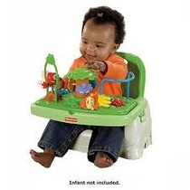 Silla Periquera Booster Rainforest Fisher Price Envio Gratis