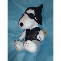 Snoopy Original Vestido De Pirata Como Jack Sparrow Ndd