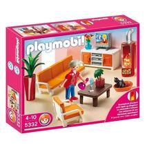Playmobil 5332 Casa Muñecas Sala Envio Gratis Toluca Metepec