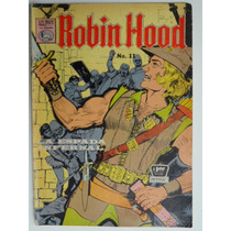 1964 Robin Hood #11 Comic Mexicano De Editorial La Prensa