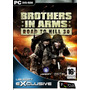 Brothers In Arms Road To Hill 30 (juego Para Pc) Vmj