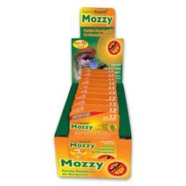 Mozzy Parche Repelente De Mosquitos Caja 12pzas