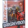 War Greymon De La Serie Anime Digimon D-arts Bandai