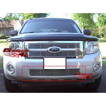 Combo Parrillas Billet Ford Escape 08 09 + Inserto Defensa