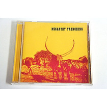Mccarthy - Trenching Cd Importado Mp0 Alternative Indie