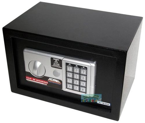 Caja fuerte metalica combinacion digital electronica - Cajas fuertes precios ...