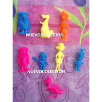 Los Picapiedra Figuras Minis Promocion Twinky Reimpresion