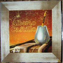 Tango, Alberto Castillo Y Su Orquesta Tipica, Lp 10´ Css