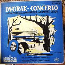 Clásica, Antonin Dvorak, Concerto, Lp 12´, Hecho En Usa, Idd