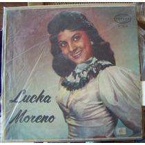 Bolero, Lucha Moreno, Que Padre Es La Vida, Lp 12´, Bfn.