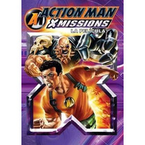 Action Man X Missions La Pelicula Seminueva Envio Gratis