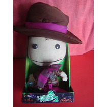*** Andreas Sackboy *** Personaje De Little Big Planet 2.