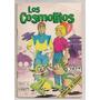 Lote Tres Comics Los Cosmolitos # 1, 2 Y 3 De Vid 1986 Ndd