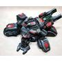 Starcraft Ii - Siege Tank Paper Model, Envio Gratis!!