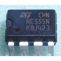 Ne 555 Circuito Integrado Lineal Temporizador (3 Pzas)