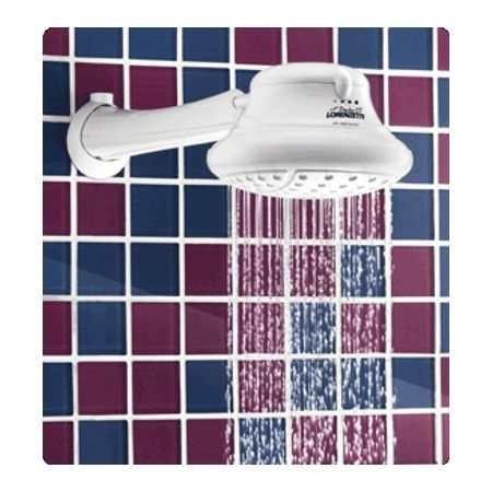 Regadera electrica maxi ducha 4t ferrecuauhtemoc 390 for Ducha electrica precio