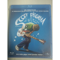 Scott Pilgrim Vs The World ( Bluray ) Nuevo Cerrado Omm