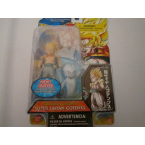 Dragon Ball Z Figuras De Coleccion Super Saiyan Gotenks Fdp
