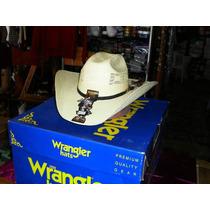 Sombrero Vaquero Wrangler Bangora Rodeo