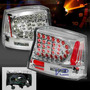 Calaveras Cromadas Led Dodge Charger 06 07 08 09 Srt Sxt Bee