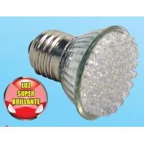 Lampara 48 Leds Ultrabrillantes Luz Blanca Bajo Consumo Mm9