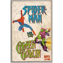 Comic Marvel Vol I Hombre Araña Vs Duende Verde 96 Pág 1997
