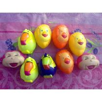 Huevos Con Cara De Animales Muy Graciosos