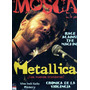 Revista La Mosca En La Pared #9 Metallica