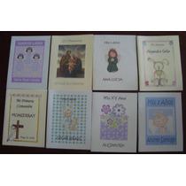 Libritos De Oraciones Personalizados Para Comunión O Bautizo