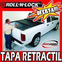 Tapa Batea Retractil Vw Amarok Roll-n-lock