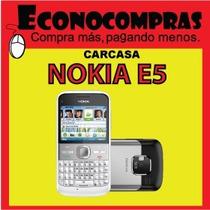 Carcasa Completa Para Nokia E5 Disponible En Blanco Y Negro