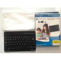 Teclado Bluetooth Para Mac Tablet Pc Ipad Celulares Iphone