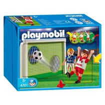 Playmobil 4701 Juego De Punteria