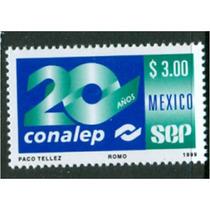 Sc 2175 Año 1999 20 Años Del Conalep