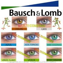 Lentes De Contacto Soflens Starcolors Ii Bausch & Lomb Look
