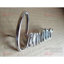 Chevrolet Camaro - Emblema Leyenda Camaro