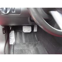 Cubre Pedales Competencia Mustang Automatico Toma De Emblem