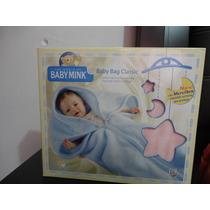 Hermoso Cobertor Baby Mink 3 Posiciones