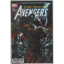 The Avengers The Initiative# 2-secret Invasion- Televisa