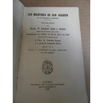 Martires De San Joaquin Padre Andre Sola Mexico Cristero 27