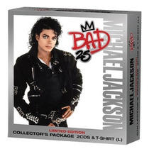 Michael Jackson Bad 25th Anniversary Deluxe 2 Cd