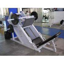 Leg Press Reforzada Marca Guerra Fitness Equipment