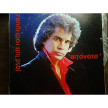 Disco Acetato De Jose Luis Rodriguez Atrevete